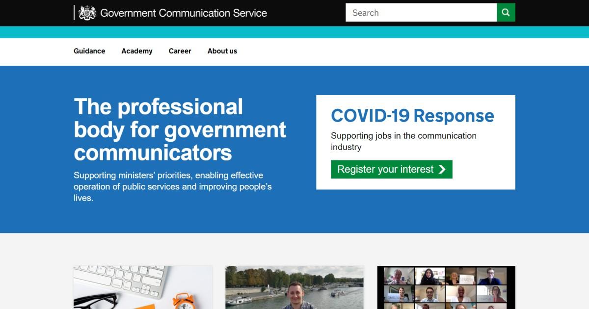 gcs.civilservice.gov.uk